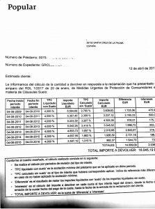 Tramitación de devoluciones de Cláusulas Suelo · RTGC & ASOCIADOS · Abogados Santa Cruz de La Palma · Santa Cruz de Tenerife