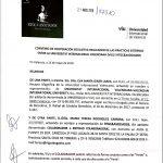 Convenio de cooperación educativa regulador de las prácticas externas entre La Universitat internacional Valenciana (VIU) y RTGC & ASOCIADOS.