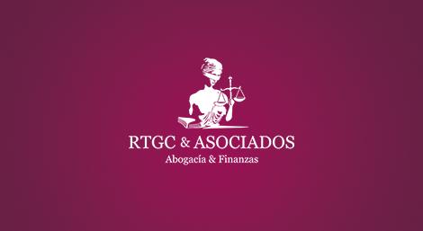 Logotipo RTGC & ASOCIADOS · Abogacía y Finanzas · Santa Cruz de La Palma · Santa Cruz de Tenerife