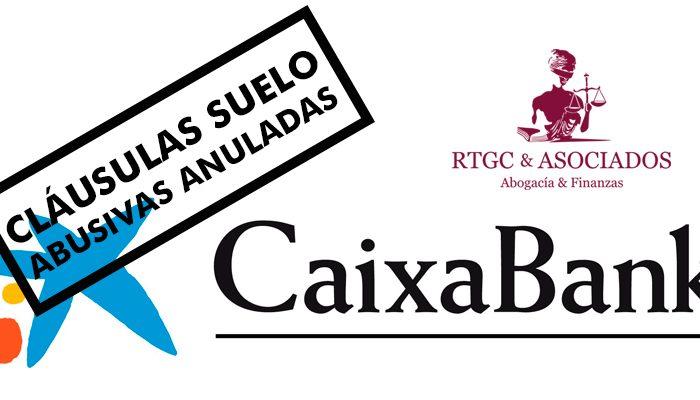 Primera cláusula suelo ganada frente a CAIXABANK SA. por la letrada Maria Teresa Rodríguez Cabrera de RTGC & ASOCIADOS · La Palma