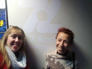 Entrevista Radio7.7 LaPalma · Emprenduría · Teresa Rodríguez Cabrera y Mabela Garcia Toledo