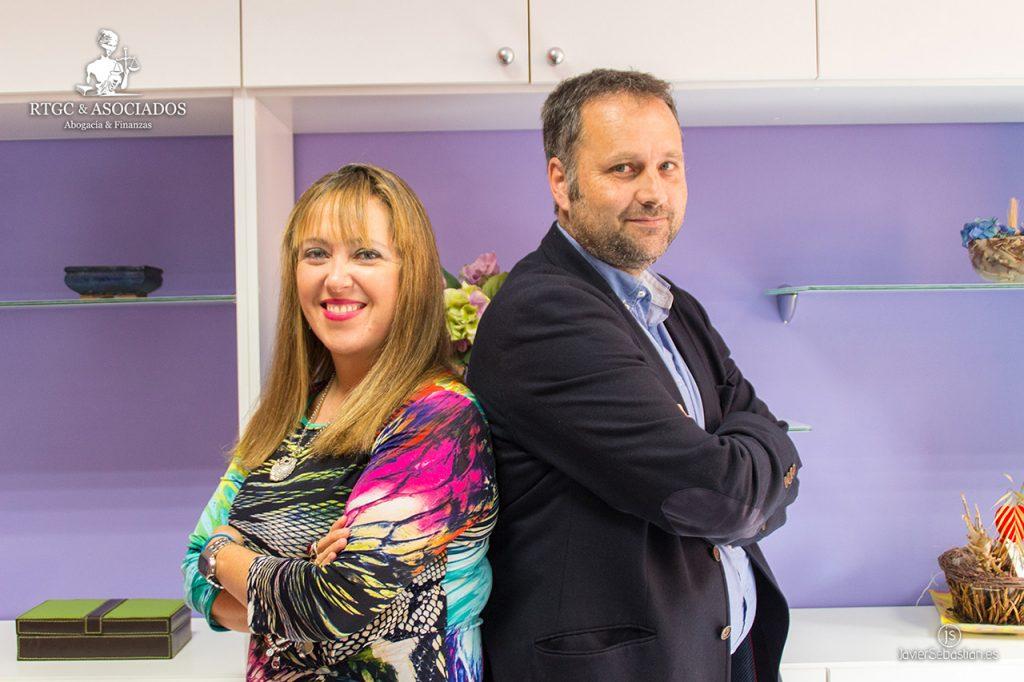 Nuestro equipo de abogados y asesores financieros en La Palma y Tenerife · RTGC & ASOCIADOS